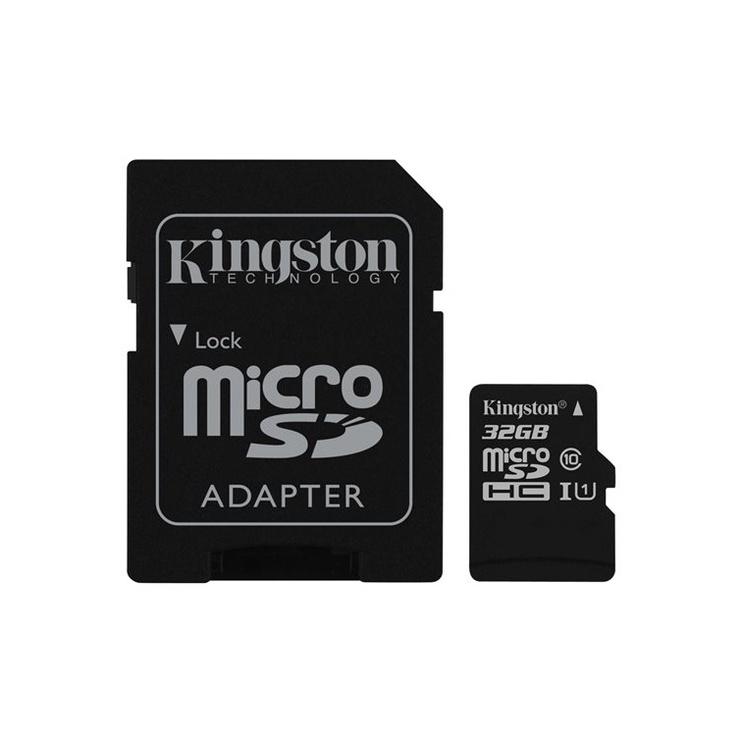 Atminties kortelė Kingston Microsd C10 SDCS/32GB