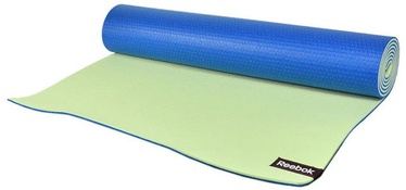 Reebok Yoga Double Sided Mat 173x61cm Blue/Green