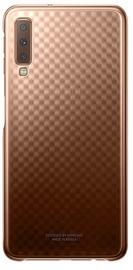Samsung Gradation Cover For Samsung Galaxy A7 A750 Gold