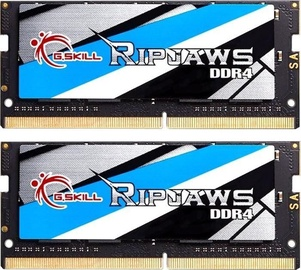 G.SKILL RipJaws 16GB 2666MHz CL18 DDR4 Kit Of 2 F4-2666C18D-16GRS