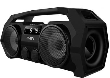 Belaidė kolonėlė Sven PS-465 Black, 18 W