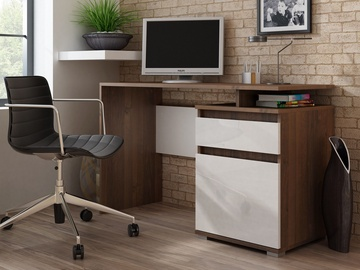 Pro Meble Milano PKC 105 Walnut/White