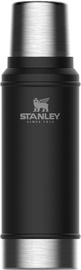 Stanley Classic Thermos 0.75l Black Matt