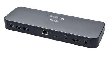 i-Tec Thunderbolt 3 Dual 4K Docking Station + Power Adapter 135W