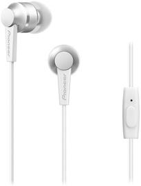 Ausinės Pioneer SE-C3T In-Ear White