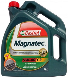 Castrol Magnatec C3 5W/40 Engine Oil 5l