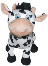 Axiom Cow White With Black Dots 23cm