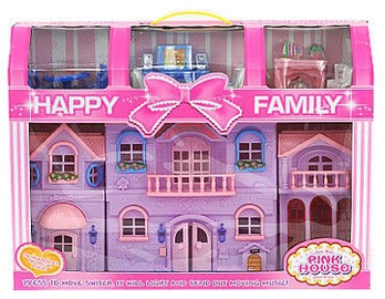 Tommy Toys Happy Family Playset 428126