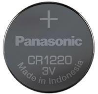 Panasonic Lithium Coin CR1220
