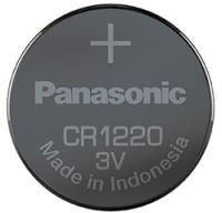 Aku Panasonic Lithium Coin CR1220