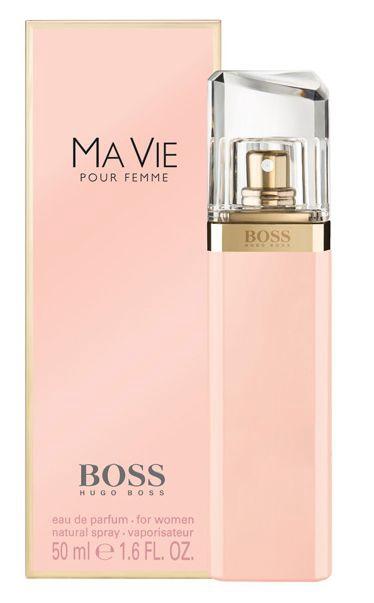 Парфюмированная вода Hugo Boss Boss Ma Vie Pour Femme 50ml EDP