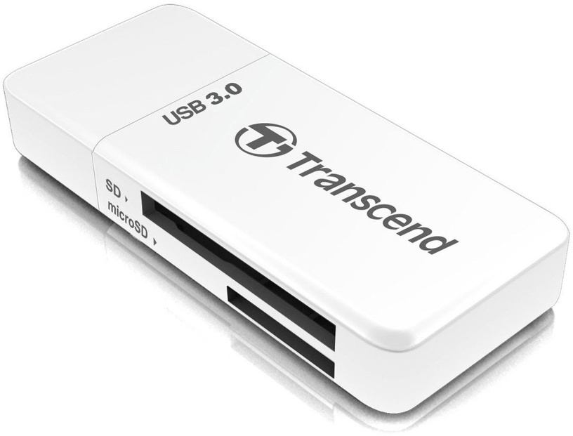 Transcend Multi-Card Reader RDF5 White