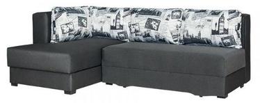 Stūra dīvāns Bodzio Judyta, 225 x 155 x 77 cm