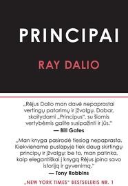 Knyga Principai:gyvenimas ir darbai