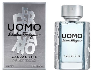 Salvatore Ferragamo Uomo Casual Life 50ml EDT