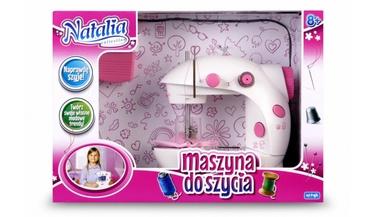 Rotaļu sadzīves tehnika Artyk Sewing Machine Natalia