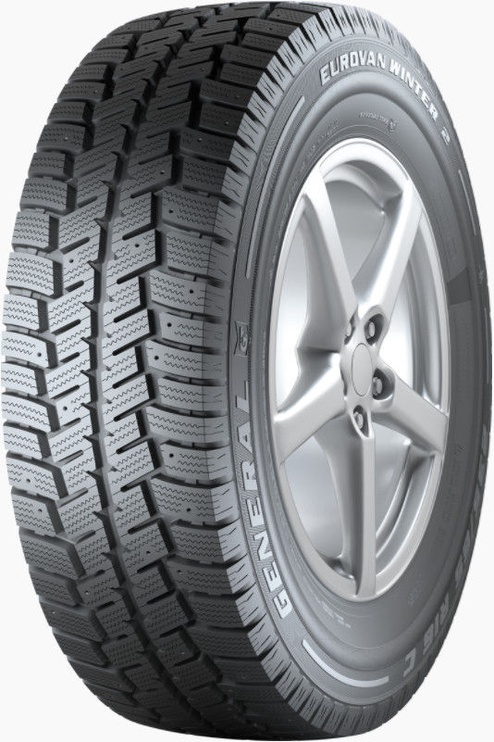 Automobilio padanga General Tire Eurovan Winter 2 185 80 R14C 102/100Q