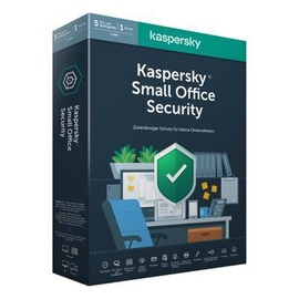 Kaspersky Small Office Security (v. 7) - Box Pack 1Y