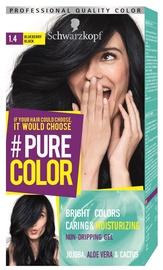 Schwarzkopf Pure Color Hair Color 1.4 Blueberry Balck