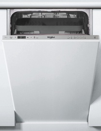 Įmontuojama indaplovė Whirlpool WSIC 3M27 C