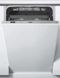 Iebūvējamā trauku mazgājamā mašīna Whirlpool WSIC 3M27 C