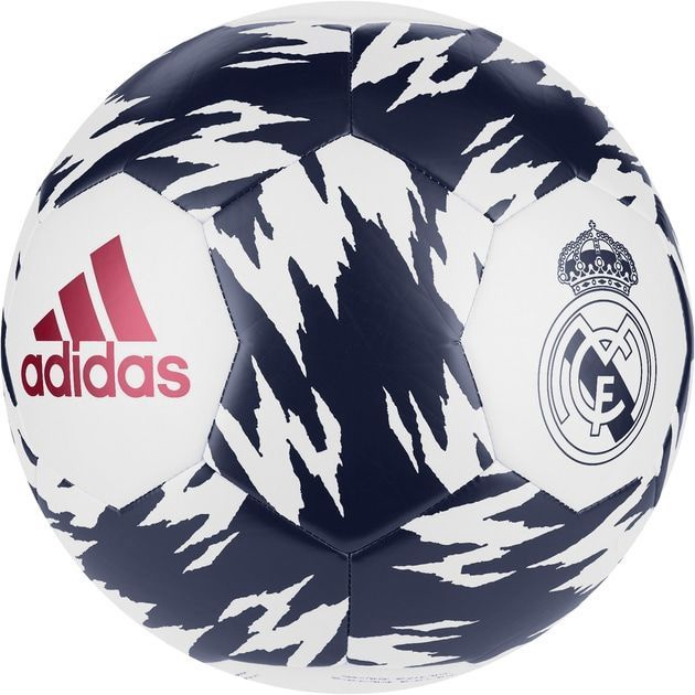 Adidas Real Madrid Club Ball FT9091 Size 5