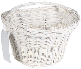 Good Bike Bicycle Basket White