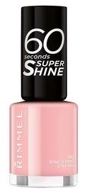 Rimmel London 60 Seconds Super Shine 8ml Nail Polish 262