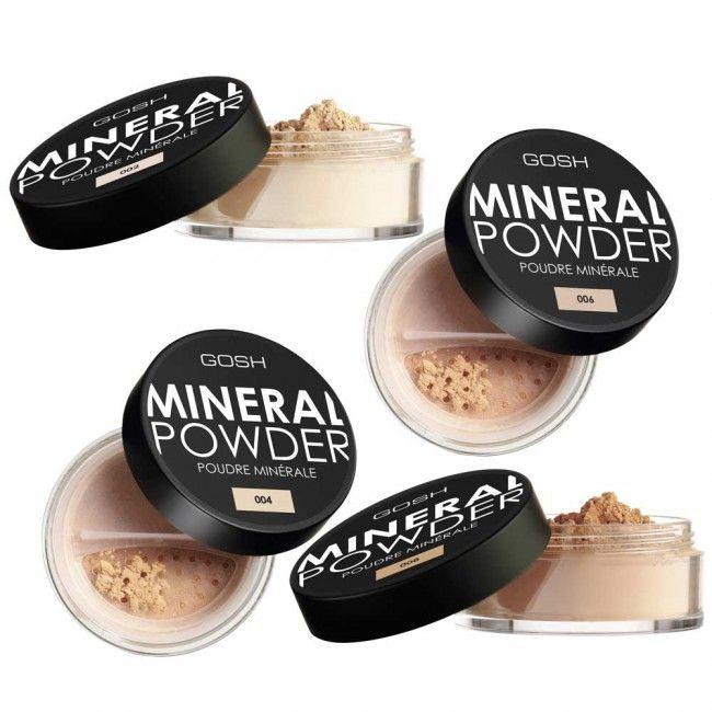 Biri pudra Gosh Mineral Powder 14, 8 g