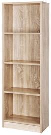 Plaukts Songmics Book Shelf Wooden 40x24x121.5cm