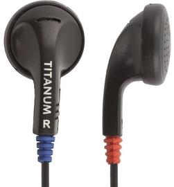 Ausinės Esperanza Titanum TH102 Stereo Earphones Black