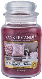 Ароматическая свеча Yankee Candle Classic Large Jar Home Sweet Home, 623 г
