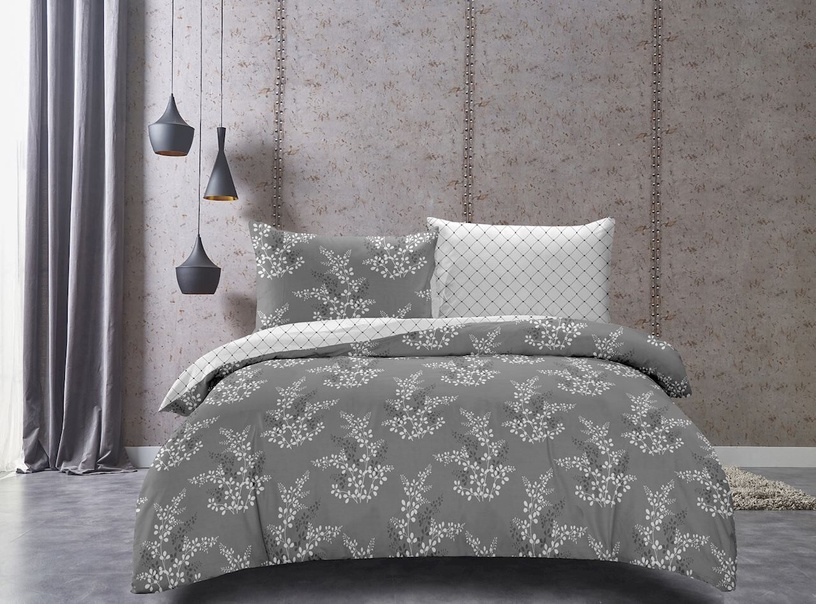 DecoKing Hypnosis Calluna Bedding Set 230x220/50x75 2pcs