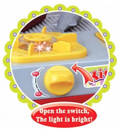 Tommy Toys Kitchen Set 008-55a