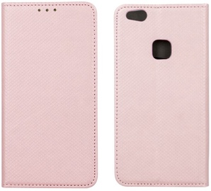 Forever Smart Magnetic Book Case For Xiaomi Redmi Note 4 Rose gold