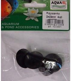 Aquael Aquarium Suction Cups 24mm 4pcs