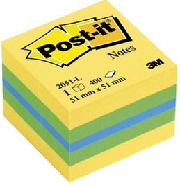 3M Post It 3M2051L Sticky Notes