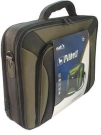 """Natec Laptop Bag 17"""" Green"""