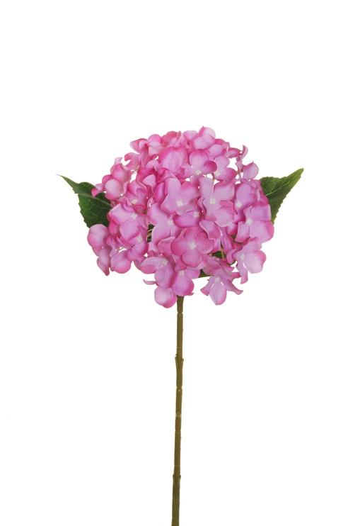Искусственный цветок Artificial Flower Hydrangea 47cm Pink 80-353443