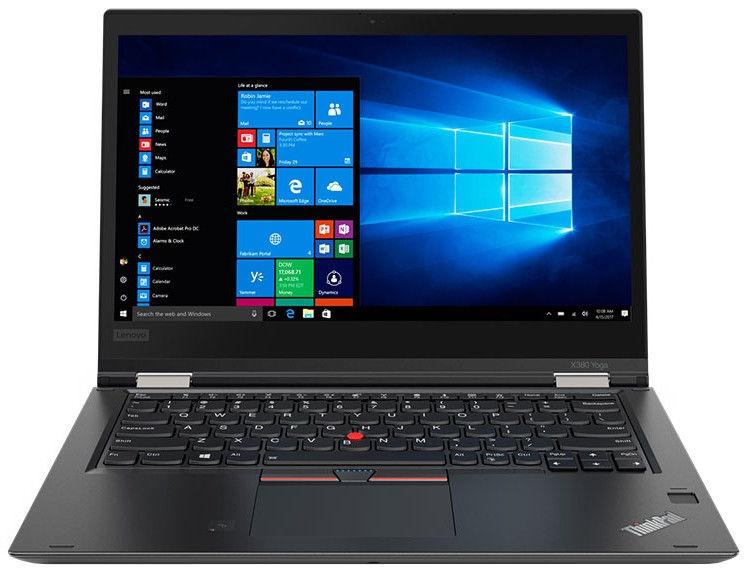 Nešiojamas kompiuteris Lenovo ThinkPad X380 Yoga 20LH000SMH