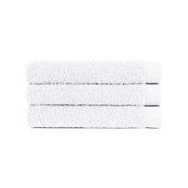 Vonios rankšluostis Lasa, baltas, 33 x 50 cm