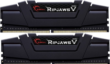 Operatīvā atmiņa (RAM) G.SKILL RipJawsV Series Black F4-4266C17D-32GVKB DDR4 32 GB