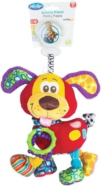 Погремушка Playgro Activity Soft Toy Harry Puppy Dog 0181200