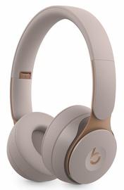 Belaidės ausinės Beats Solo Pro Grey