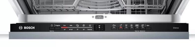 Įmontuojama indaplovė Bosch SMV2ITX22E