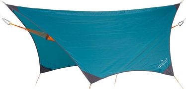 Amazonas Traveller Tarp Green 340x168cm