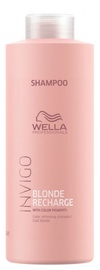 Wella Invigo Blonde Recharge Refreshing Shampoo 1000ml
