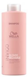 Šampūns Wella Invigo Blonde Recharge Refreshing, 1000 ml