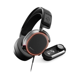 Žaidimų ausinės Steelseries Arctis Pro Black