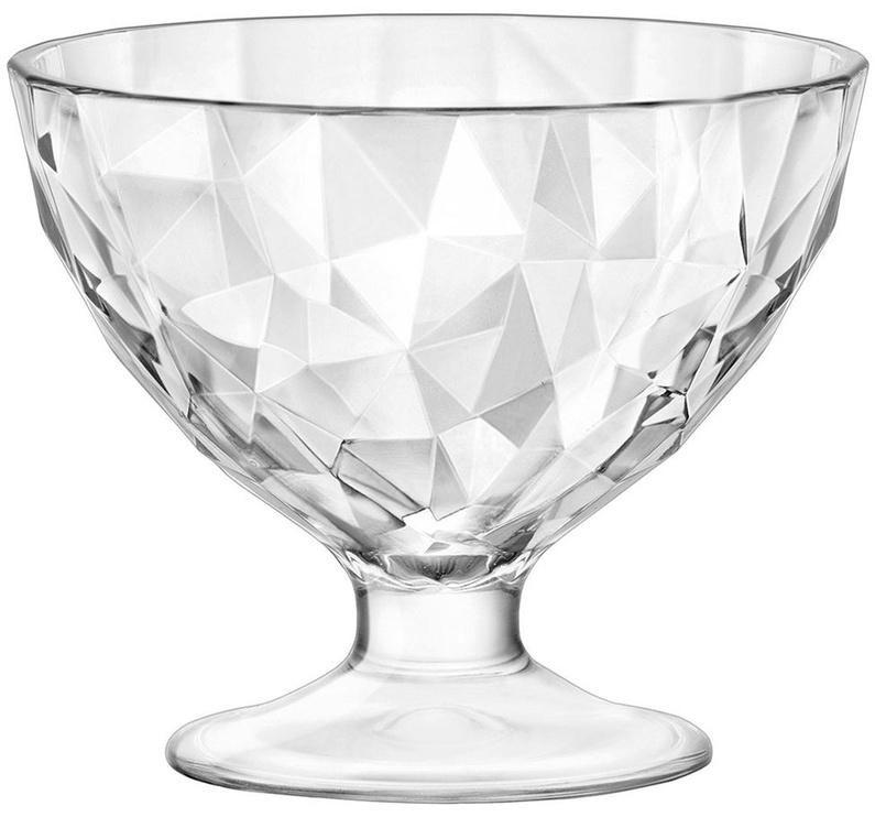 Saldējuma trauks Bormioli Rocco Diamond, 360 ml, 2 gab.